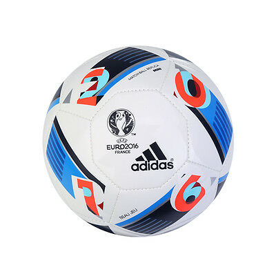 Adidas EURO 2016 Match Ball Replica Mini Soccer Ball Football AC5427 Size 1  фото 8e1f051e18987