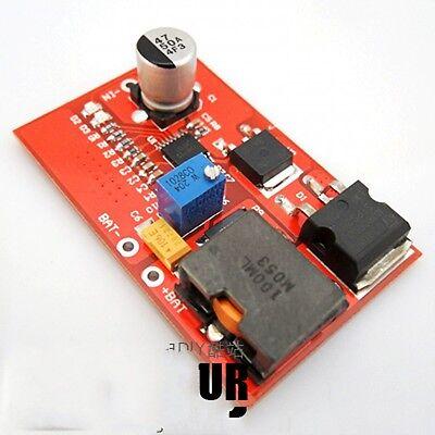 MPPT Solar Panel Controller Charging Module 10.8V 12.6V 3 packs lithium Battery