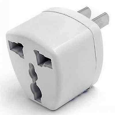 Travel Power Plug Adapter Converter Universal EU UK AU to US USA AC US Seller