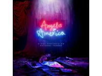 2 Ticket to see Angels in America PART TWO