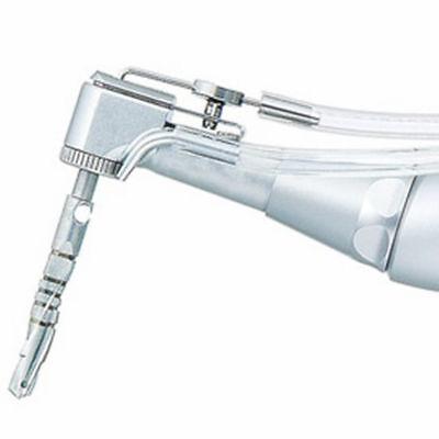 Nsk Implant Contra Angle Handpiece Push Button Latch Type Optics Head No-optics