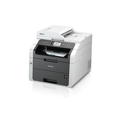 Brother MFC-9332CDW Farblaser-Multifunktionsgerät A4 4-in-1 Drucker Kopierer ()
