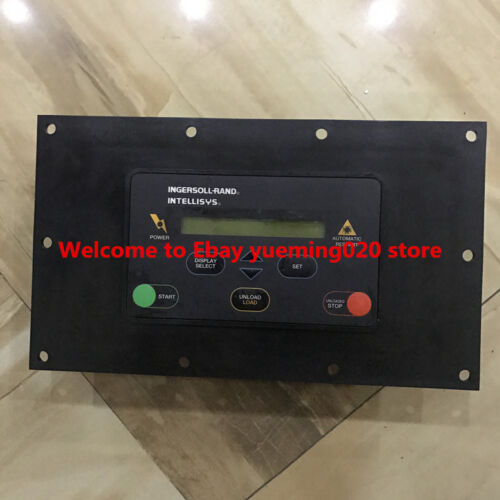 Ship dhl ,Ingersoll Rand 39817655 Intellisys Controller