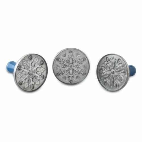 Nordic Ware Snowflake Cookie Stamps #01273 - Free Shipping