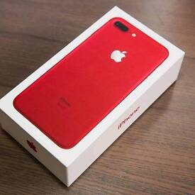Iphone 7 Product RED 128gb brand new sealed unlocked