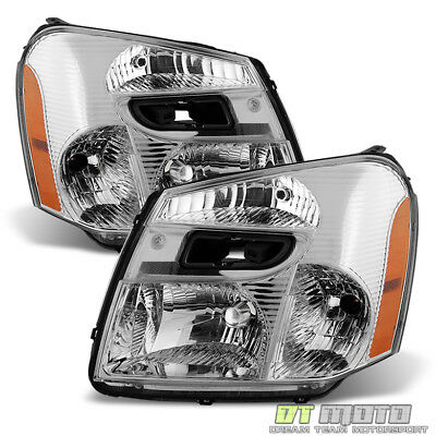 2005 2009 Chevy Equinox Headlights Headlamps Light Replacement Left Right 05 09