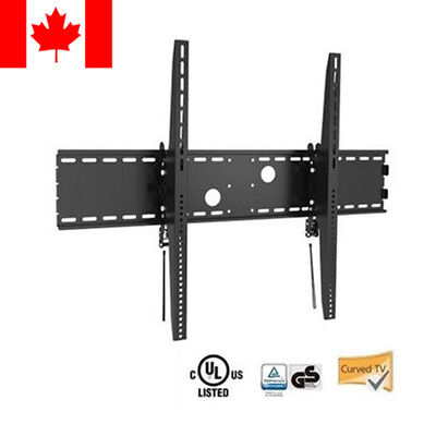 """PrimeCables® Heavy Duty Tilt TV Wall Mount for 60"""" to 100"""" Flat Panel &Curved TV"""