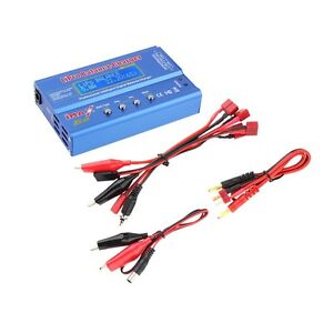 iMAX B6 Lipo NiMh Li-ion Ni-TJ RC Battery Balance Digital Charger Discharger TJ
