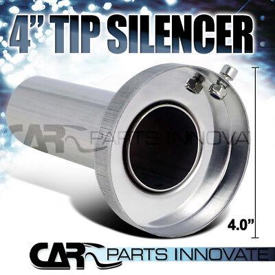 Muffler Insert - Insert Removable Silencer For 4