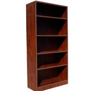 "Laminate Bookcase 65""High"