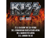 kiss glasgow hydro tickets