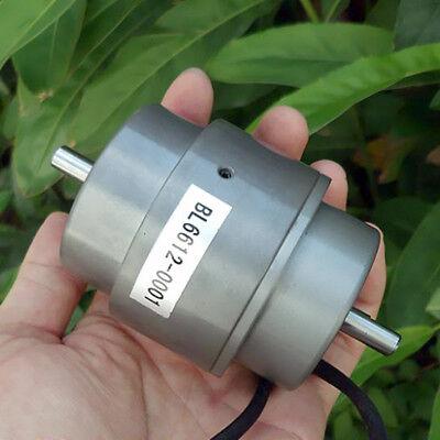 12/24V 3-Phase DC Brushless Motor Hall Sensor Dynamo Generator DUAL BALL Bearing