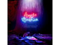 2 tickets to Angels in America Part 1
