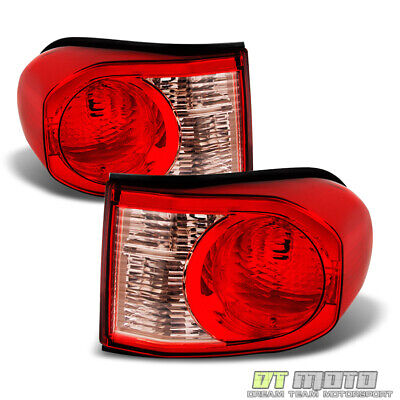 For 2007-2014 Toyota FJ Cruiser Tail Brake Lights Replacement 07-14 Left+Right