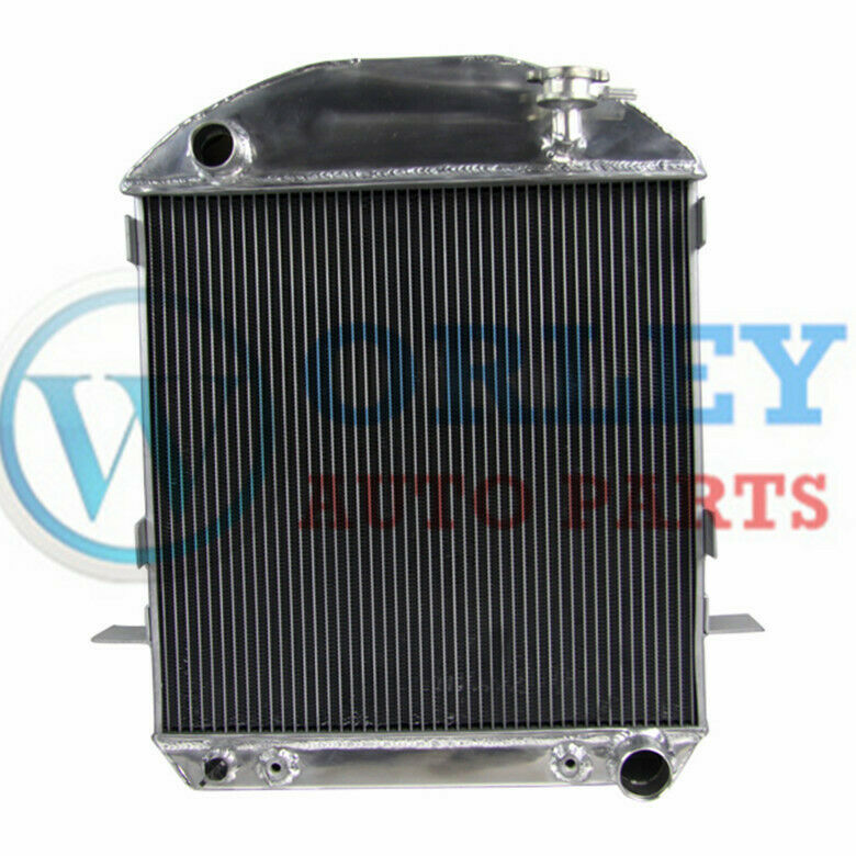 62mm 3rows aluminum radiator FAN for Ford model-T Bucket Ford engine 1924-1927
