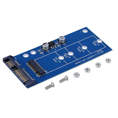 M2 NGFF ssd SATA3 SSDs turn sata adapter expansion card adapter SATA to NGFF CC