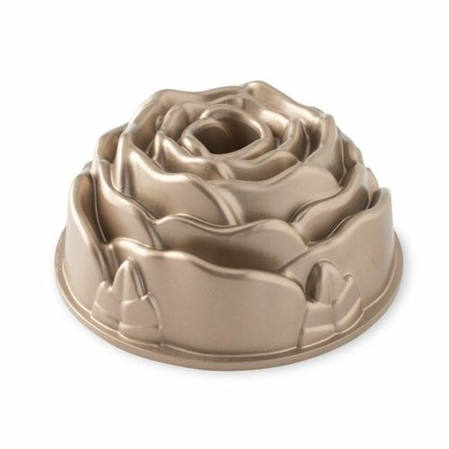 Nordic Ware Rose Bundt Pan #54148 - Free Shipping