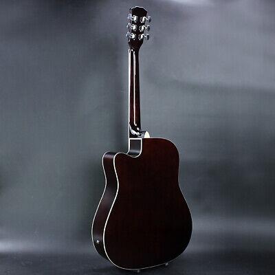 9 inch acoustic guitar electric box with EQ Tochigi guitar mid-range guitar