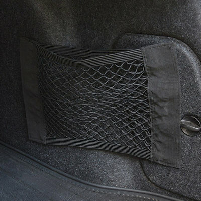New Car Auto Back Rear Trunk Seat Elastic Net Mesh Organizer Storage Bag Cage EP