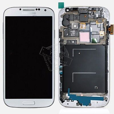 Sbi White Lcd Touch Digitizer Screen For Galaxy S4 Sch I545 L720 R970