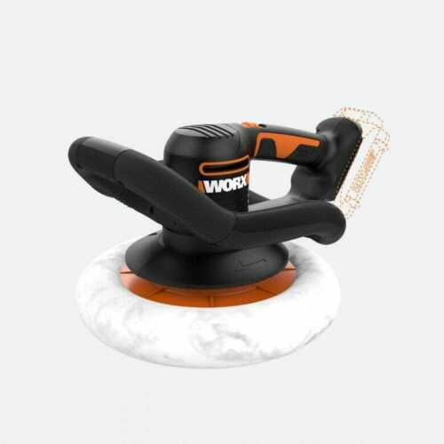 """WORX WX856L.9 20V Cordless Powershare 10"""" Polisher / Buffer - No Battery/Charger"""