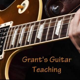 Grant's Guitar Teaching