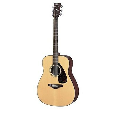 **BRAND NEW**  Yamaha FG700S Acoustic Guitar - Natural Solid Top Guitar, used for sale  Shipping to South Africa