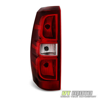 NEW 2007-2013 Chevy Avalanche Tail Light Brake Lamp Replacement Left Driver Side
