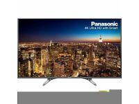 40'' Panasonic SMART 4K ULTRA HD LED TV MODEL TX40DX600B. FREEVIEW HD. FREE DELIVERY