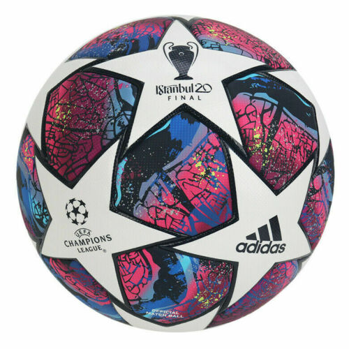 Adidas Istanbul Final 2020 UEFA Champions League OMB authentic fifa approved bal