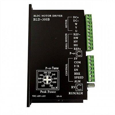 Bld-300b 24v 36v 48v Bldc Motor Driver 300w Brushless Motor Controller For Cnc