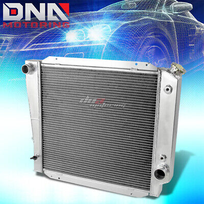 66 77 Ford Bronco - 66-77 FORD BRONCO WAGON/ROADSTER 5.0L V8 3ROW/CORE FULL ALUMINUM RACING RADIATOR
