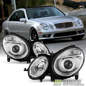 W211 headlight ebay for Mercedes benz parts distribution center