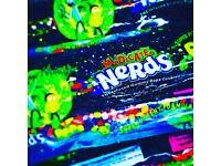 Edibles weedibles nerd ropes sweets