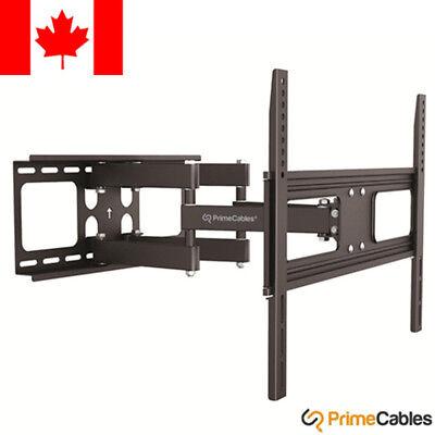 """37"""" -70"""" Steel LCD LED Plasma Flat Screen Tilt Full Motion TV Wall Mount Bracket"""