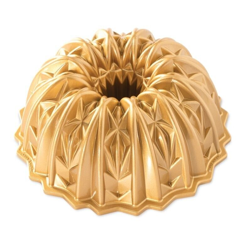 Nordic Ware Cut Crystal Bundt