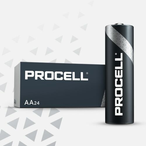 72 New Duracell Procell Aa Alkaline Batteries !! Exp In 2023 !