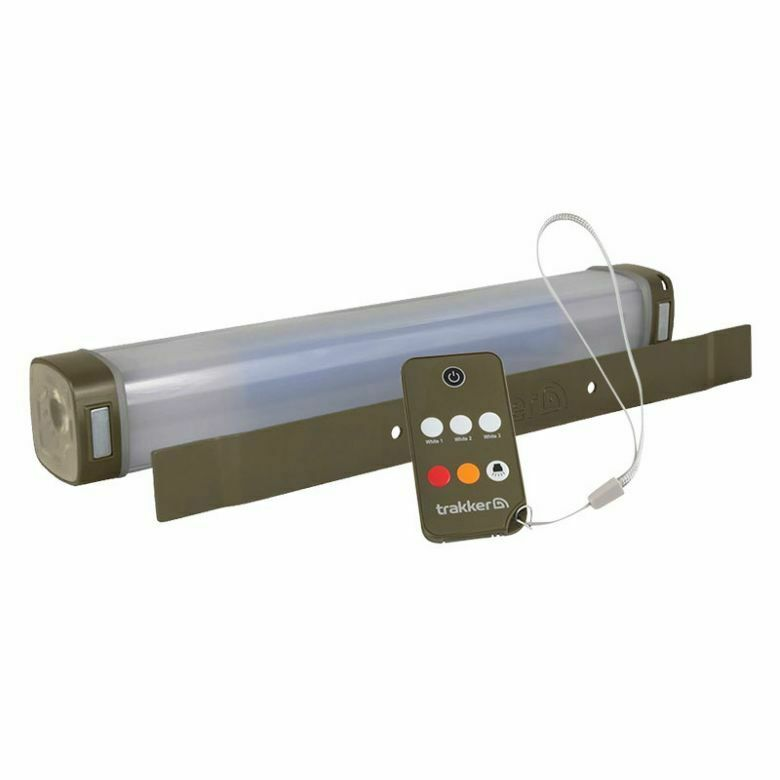 Trakker Nitelife Bivvy Light Remote 200 Zeltlampe Bivvylampe:221515 mit FB