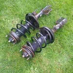 Honda Odyssey 2007 Strut assembly complete