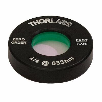 70 Thorlabs Wpq05m Zero-order Quarter-wave Plate 633nm