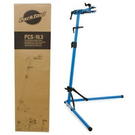 Park Tool PCS-10.3 Folding Deluxe Home Mechanic Bicycle Repair Stand