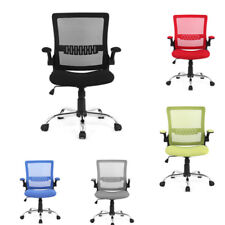 Moustache® Office Mid-Back Mesh Task Chair with Armrest, 1 Year Warranty