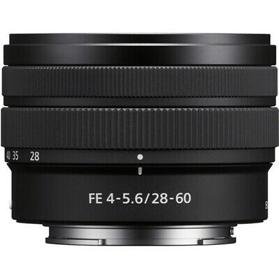 Sony FE 28-60mm F4-5.6 Zoom Lens - E-Mount