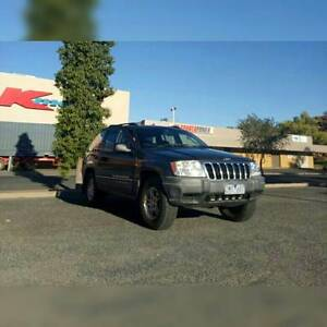 Jeep Grand Cherokee 2002 V8 Largs North Port Adelaide Area Preview