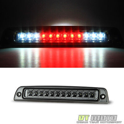 Smoke For 1994-2001 Dodge Ram 1500/2500/3500 Full LED 3rd Brake Light Cargo Lamp