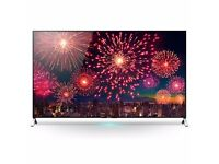 SONY 55 inch 4K UHD 3D TV Smart