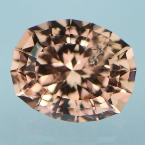 1.25ct Natural Imperial Garnet , Custom Cut ,Tanzania Video Link In Description