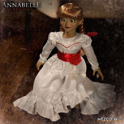 The Conjuring Annabelle Creation Horror Doll Replica 18 Inch by Mezco