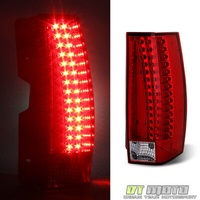 2007-2014 Cadillac Escalade ESV LED Tail Lights Brake Lamps Right Passenger Side