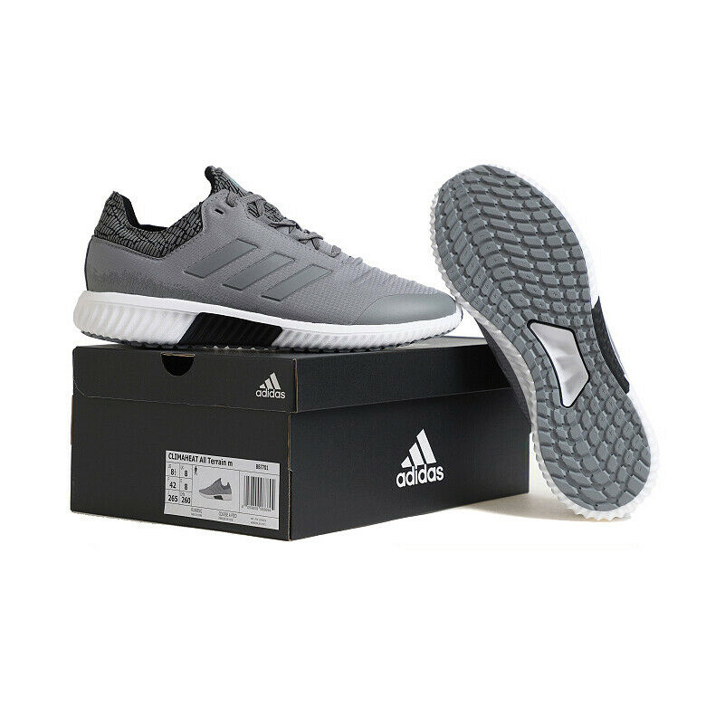 Details about Adidas Climaheat ALL Terrain Men's Running Shoes Training Gray BB7701